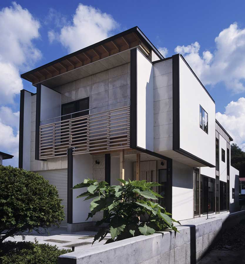 Y house tokyo japan home frank la riviere architects for Architecture tokyo