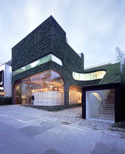 Ann Demeulemeester Shop Seoul Store Korean Shop E