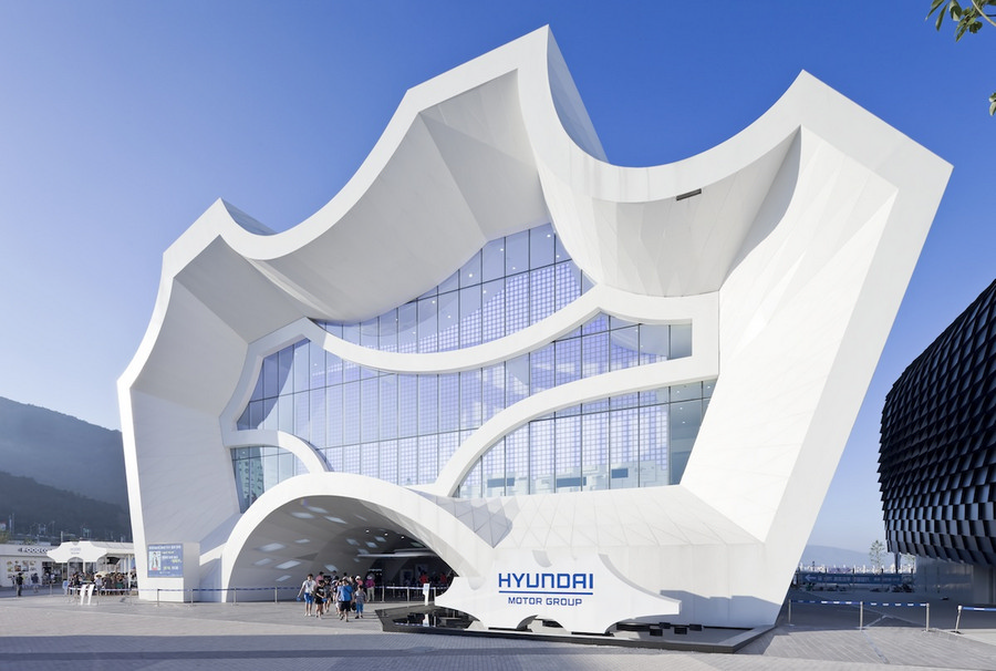 Architecture Building Design south korean architecture - buildings - e-architect
