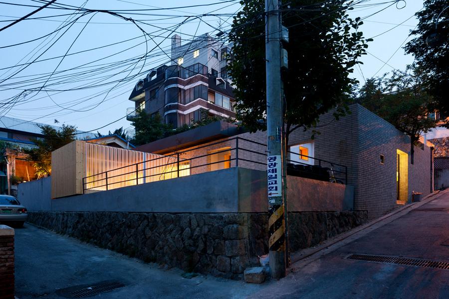 South Korean Architecture - Buildings Designs