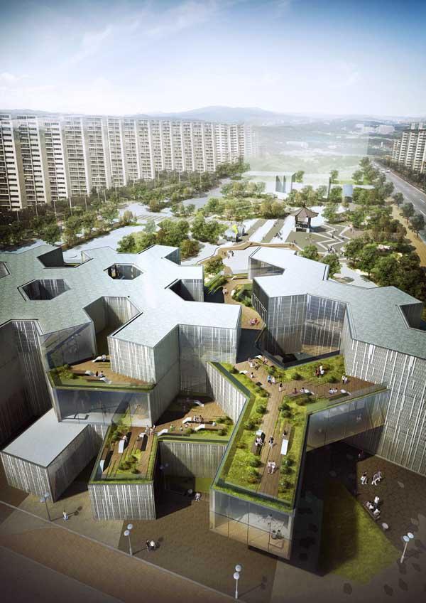 Acme Space Architects London E Architect
