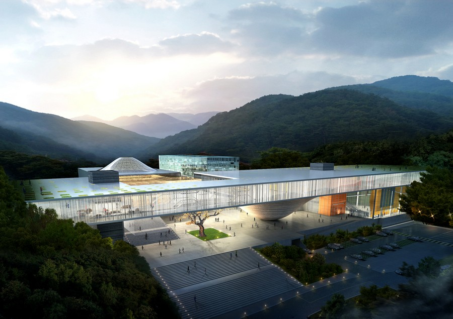 Confucianism And Culture Complex Andong E Architect