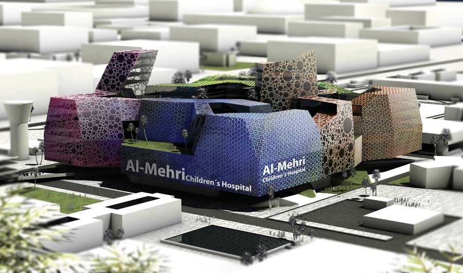 AGi Architects Kuwait Design Office