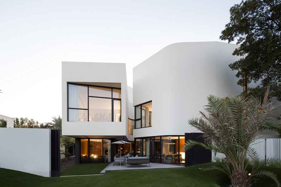 Mop House, Kuwaiti Residential Building: House in Kuwait - e-architect