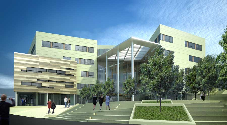 Rotherham College Of Art And Technology E Architect