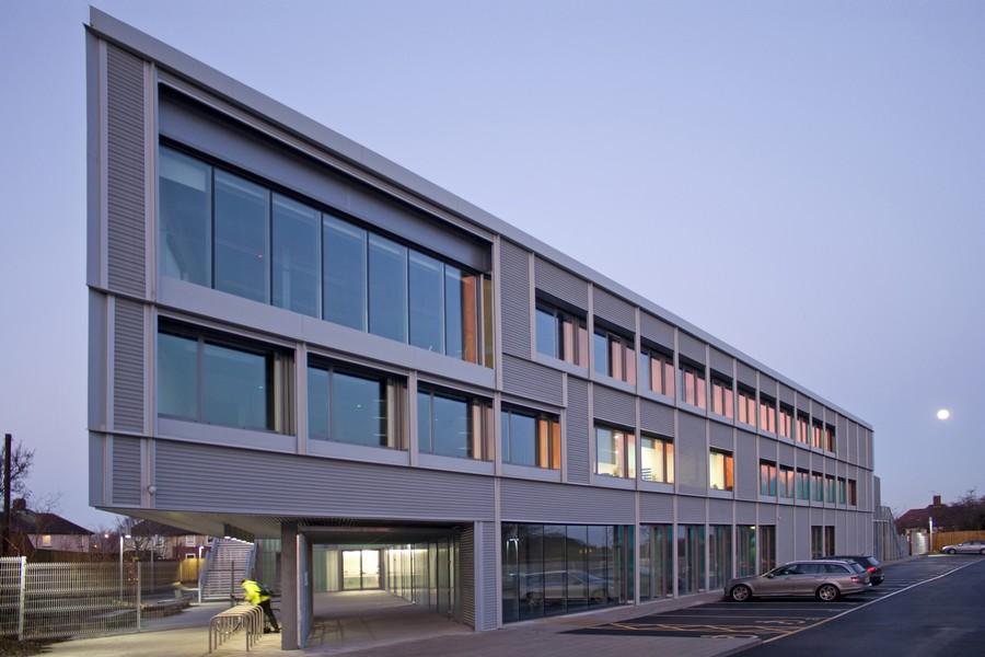 Soar Works Parson Cross Sheffield E Architect