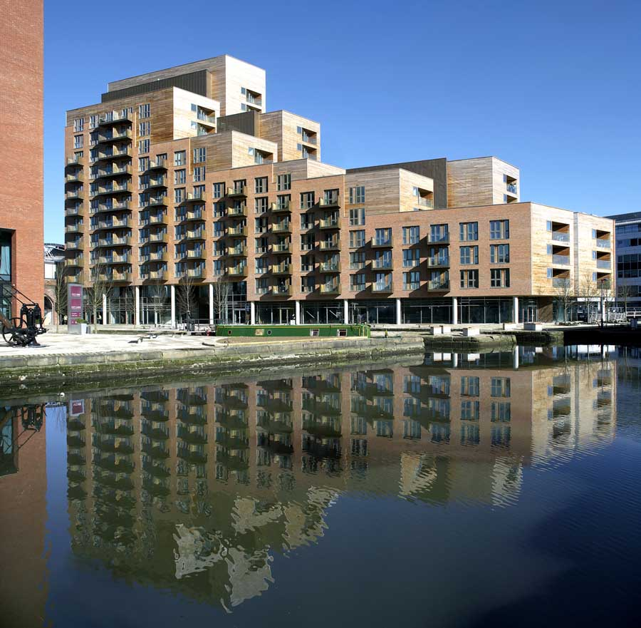 England Apartments: Residential Buildings England