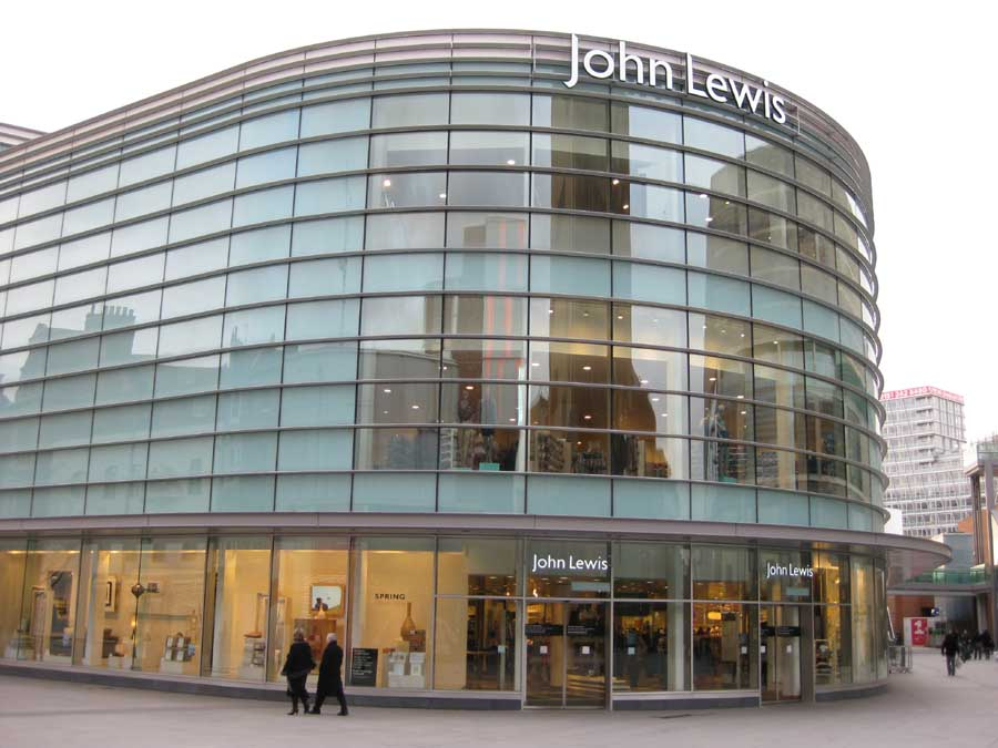 Liverpool one shops e architect for Store building design