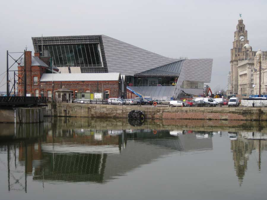 Museum Of Liverpool Mann Island Liverpool Museum E Architect