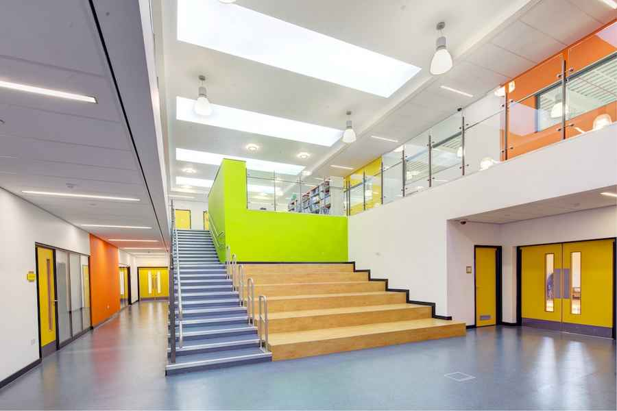 Park Brow Community Primary School Kirkby Building E Architect