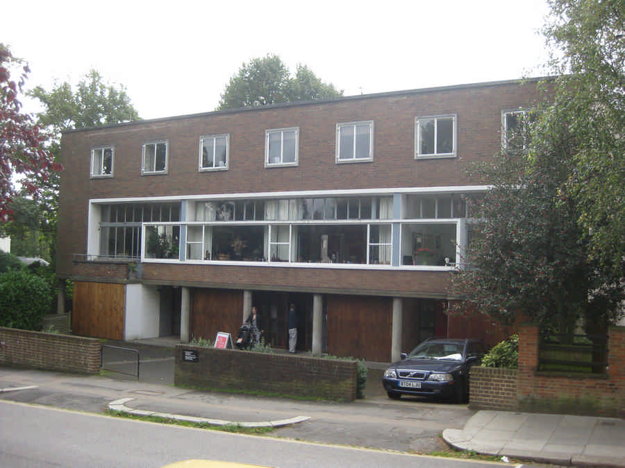 Willow Road House London Hampstead E Architect