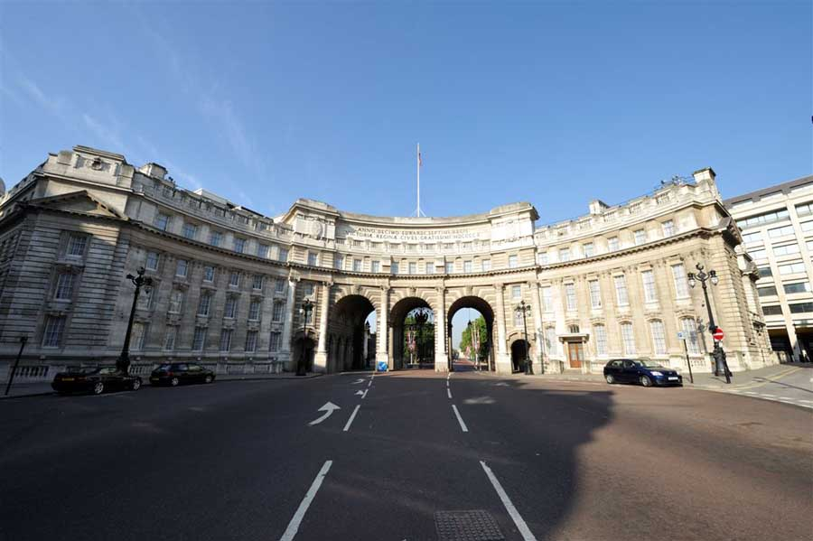 Admiralty Arch The Mall London Building E Architect