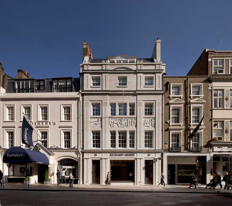 Gallery: London Art Galleries: Architecture, Architects