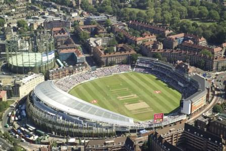 Oval Stadium London Cricket Ground E Architect
