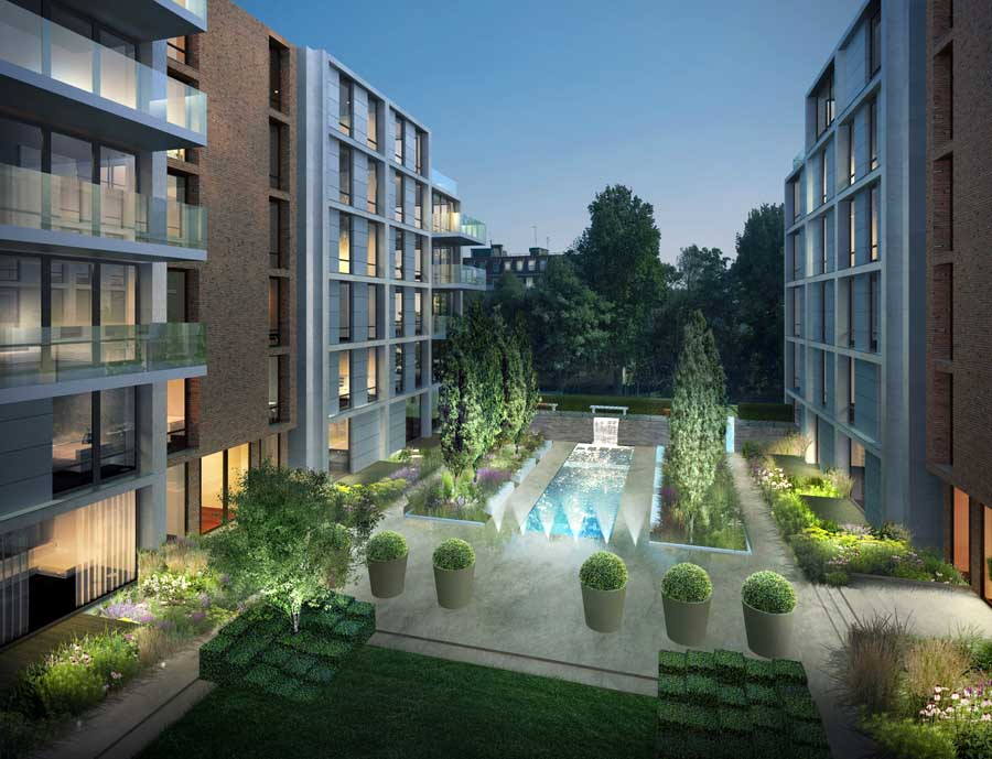 Holland Park Apartments