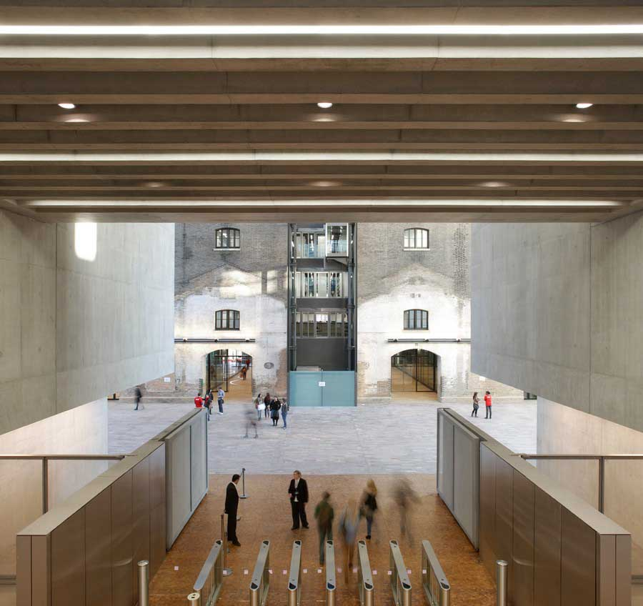 Kings Cross Central London Central St Martins Building