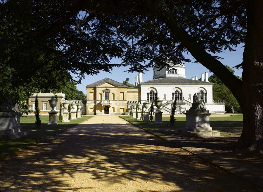Chiswick House And Gardens Cafe
