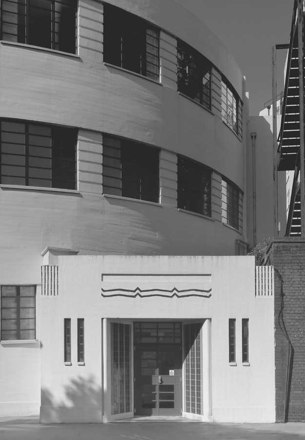 Art Deco Buildings London Hire