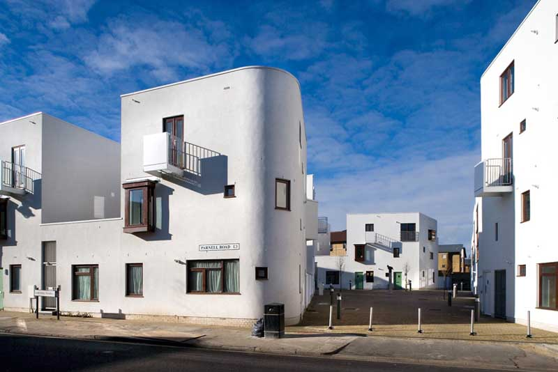 Peter Barber Architects E architect