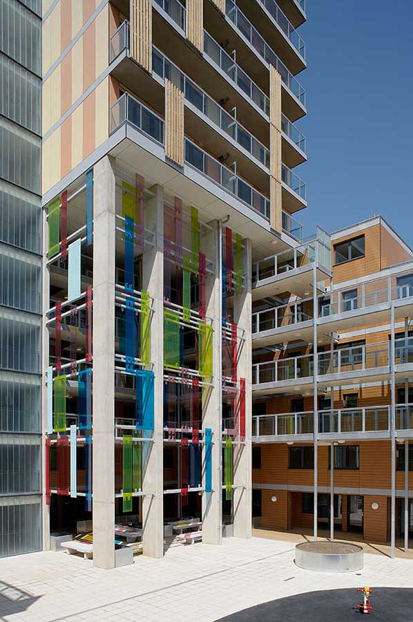 Elmgrove Point Plumstead Building London Residential