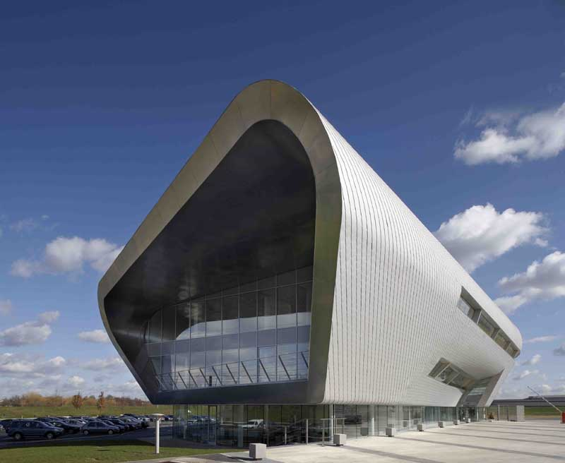 Farnborough Airport Building Hampshire E Architect