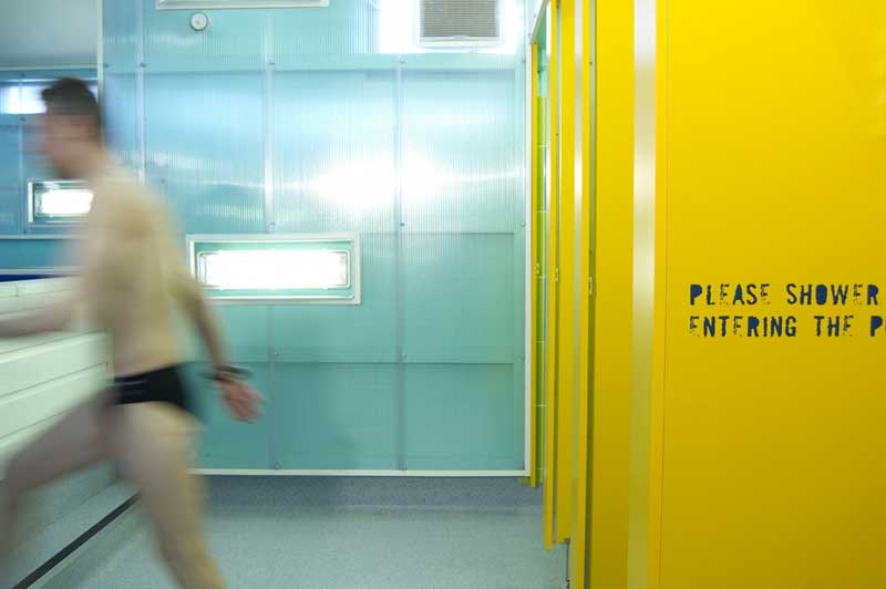 Westway Changing Rooms