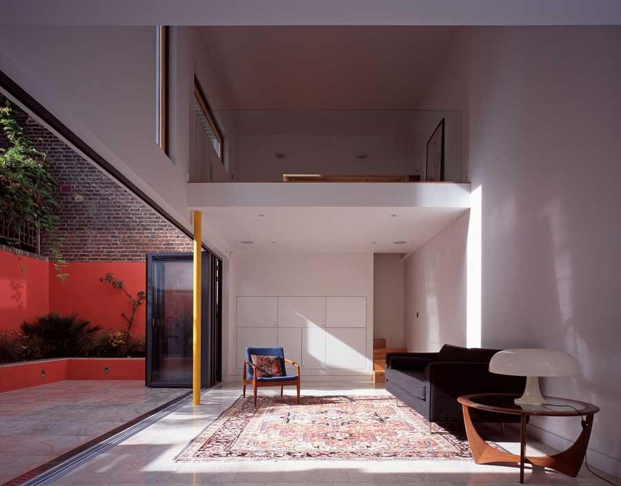 Gap House London Residence E Architect