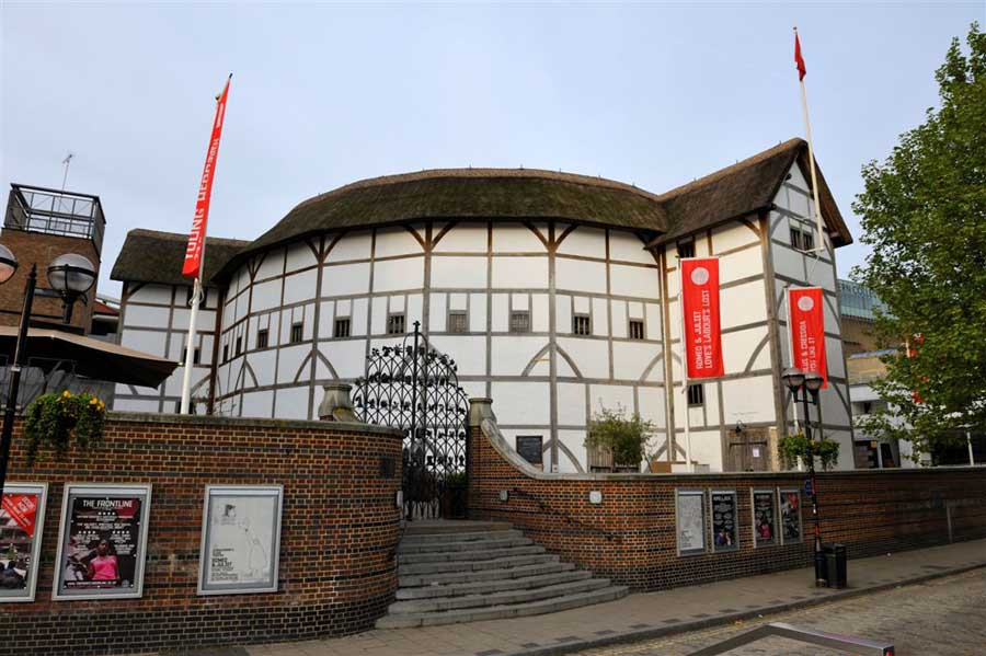 Building the Original Globe Theatre: Shakespeare and The Chamberlain's Men
