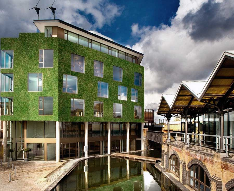 O mighty green eco buildings green wash e architect for Sustainable hotel design