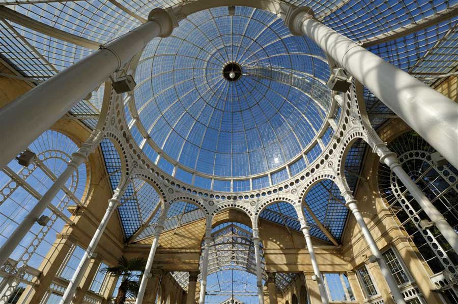 Great Conservatory Syon Park House E Architect