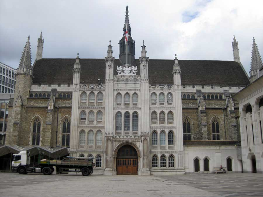 Guildhall London Gresham Street Building E Architect