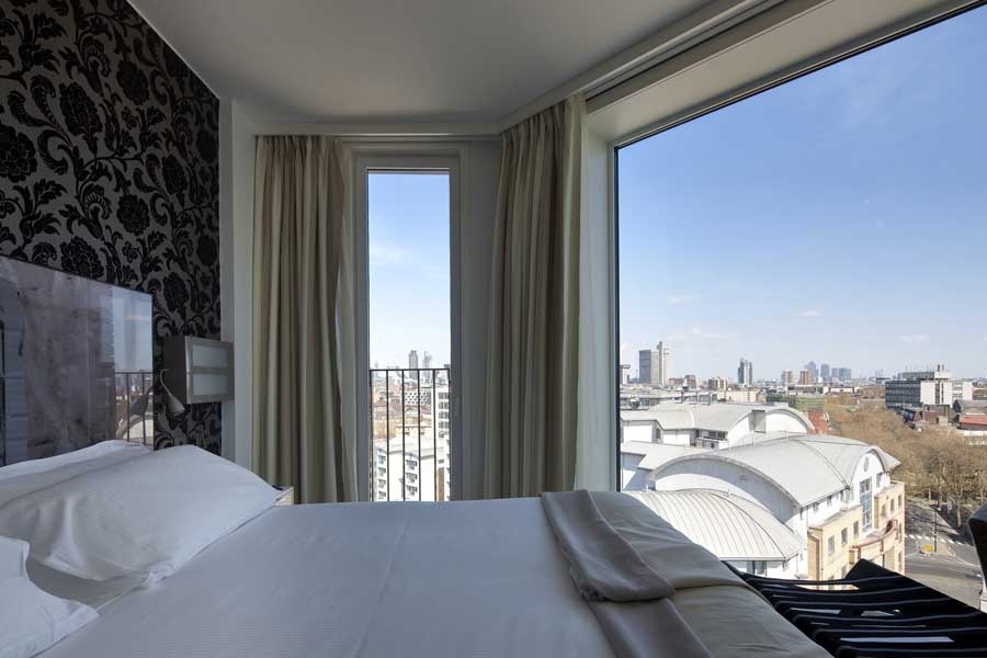 H10 Hotel Waterloo Road London E Architect