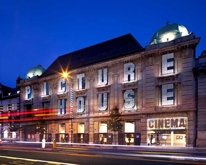 Hackney picturehouse cinema london e architect