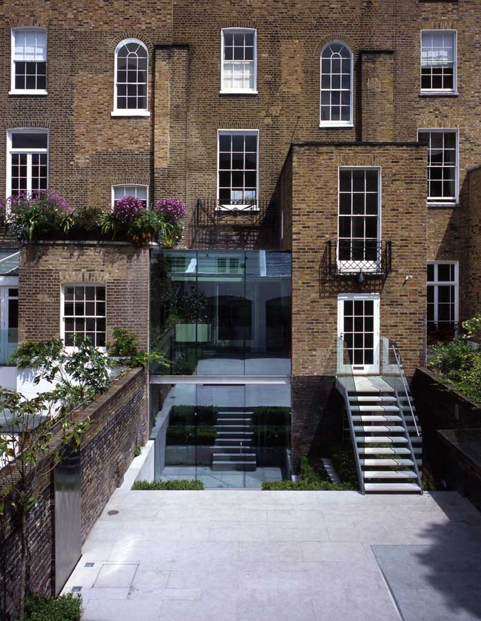 Hanover Terrace House Regents Park Residence E architect