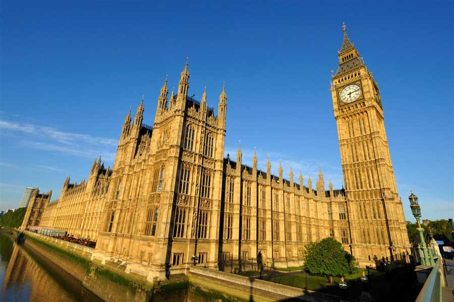 Charles barry houses of parliament architect e architect for Home architecture uk