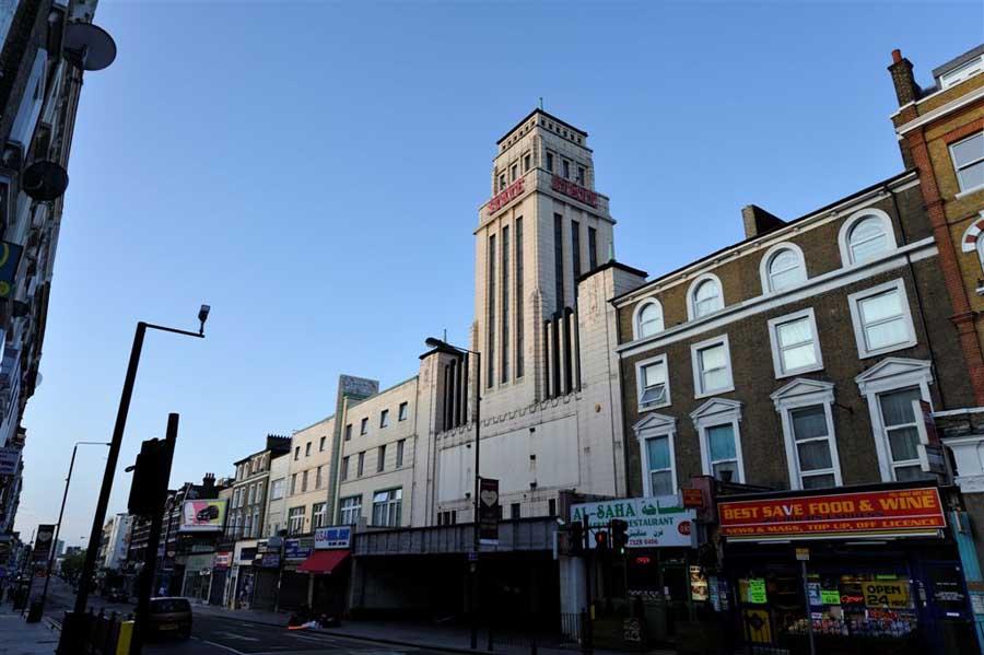 West London Architecture Buildings E Architect