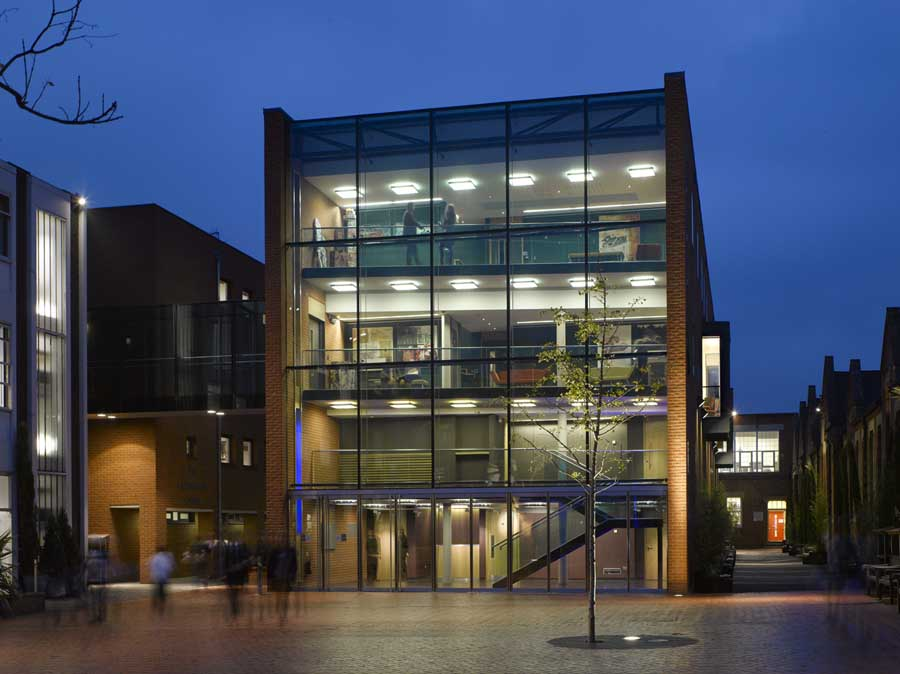 latymer upper building london architect arts architecture performing centre west