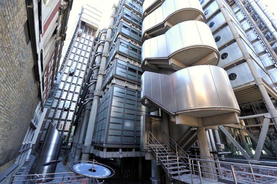 St Helen S Building London Aviva Tower E Architect