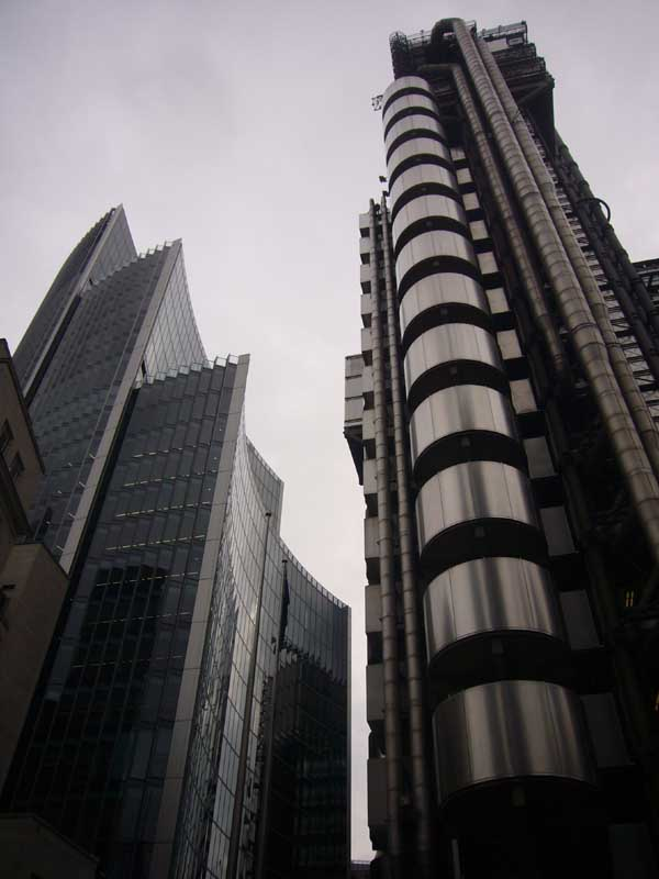Richard Rogers Lloyds Building Richard Rogers Building