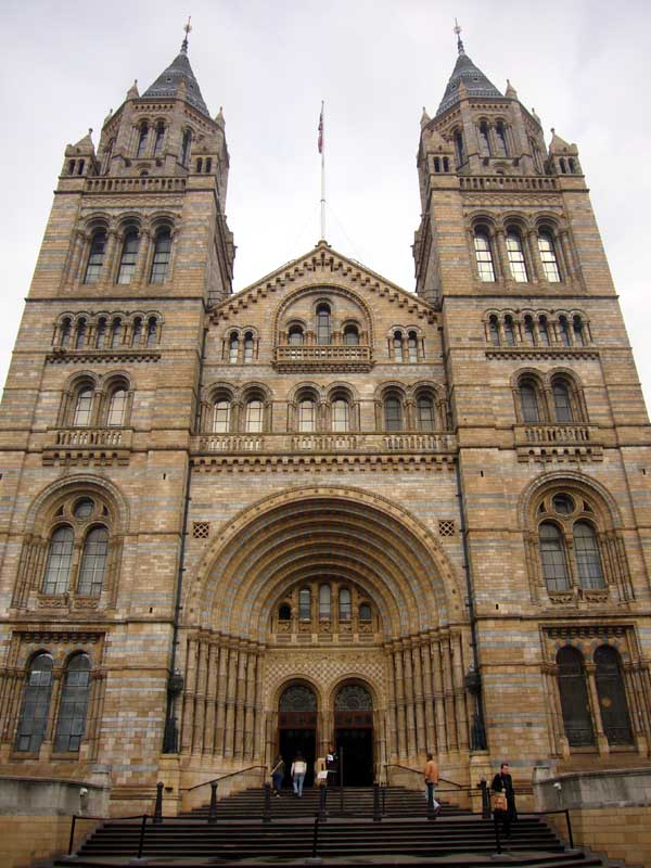natural history museum london: building - e-architect