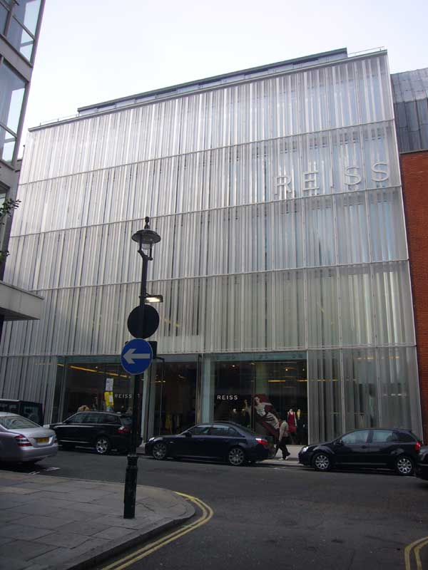 Reiss Oxford Street Reiss Store London Oxford Street