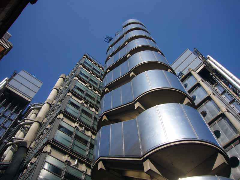 Lloyds building london one lime street e architect for Building londre