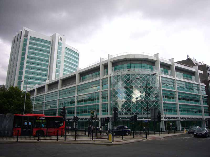 University College Hospital London UCH E Architect