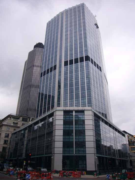 99 Bishopsgate London City Of London Offices E Architect