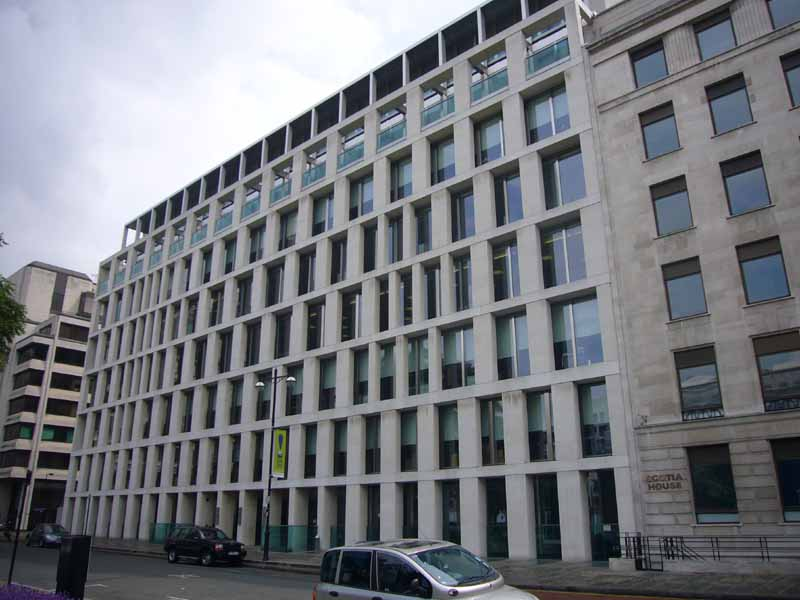 30 Finsbury Square London Eric Parry Architecture E Architect