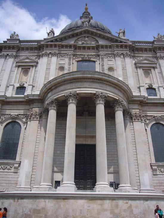 St Pauls Cathedral Building London Photos E Architect