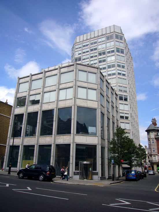 Economist building london smithsons st james street e for Building londre