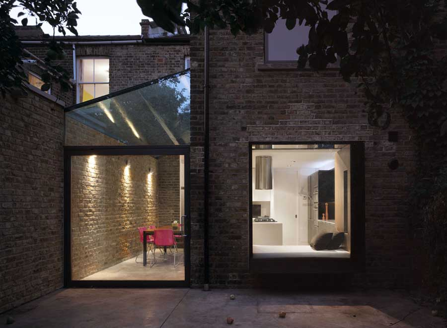 home designers uk. Hackney house British House Designs  UK Homes e architect