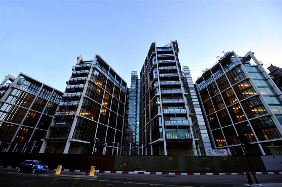 One Hyde Park Apartments - Flats - e-architect