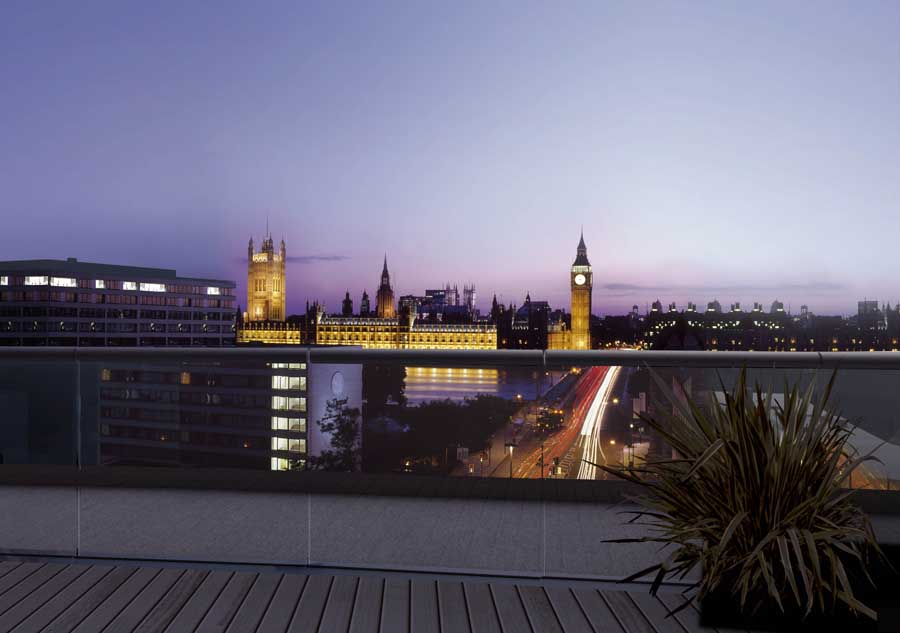 Park Plaza Westminster Bridge Hotel London Hotel Interio